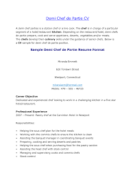 Pastry Chef Resume Examples Free Resume Example And Writing Download