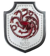 Game Of Thrones Stark House Crest Wooden Plaque Go Figure Collectables 92