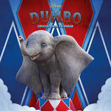 Dumbo - Wandkalender 2022