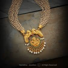 Laxmi Pearls Designs Gold Diamond Jewellery Store In Bangalore Navrathan