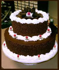 2 Tier Black Forest Cake Cake Industry Cake Industry