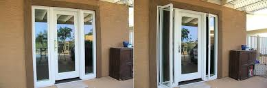 replacing sliding glass door with french doors screen door repair patio