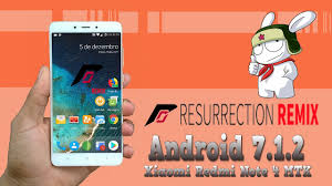 android 4 7 Xiaomi Note Unofficial Resurrection Redmi 1 Remix 2 HnwCPUx6q