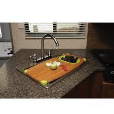 Sink With Cutting Board 28 Kitchen Sink Cutting Board Dawn Cb017 Over Sink Cutting