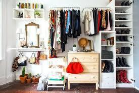 no closet in bedroom no closet replacement guest bedroom closet size