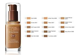 best foundation lines for latinas
