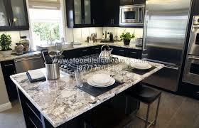 cold spring polished granite kitchen countertop