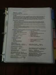 Resume Binder resume binder Enderrealtyparkco 1