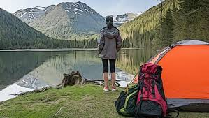 camping in the woods. Beautiful Woods Tips For Camping In The Rain And Camping In The Woods
