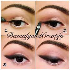 how to create perfect cat eye winged eyeliner 101