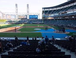 Chicago White Sox Cellular Field Seating Chart Guaranteed Rate Field Section 138 Seat Views Seatgeek