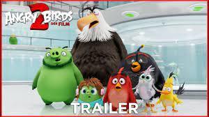 ANGRY BIRDS 2: DER FILM - Trailer 2 - Ab 19.9.19 im Kino! - YouTube