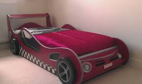 Step by step on how to build a toddler's car bed :)