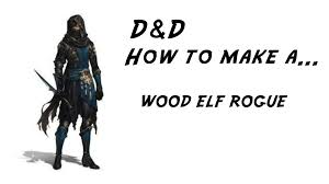 5th edition d d character sheet how to make a rogue in 5th edition d d youtube
