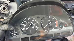 BMW Convertible how much is a bmw 525i : BMW E39 540i 530i 528i 525i - Dash Cluster Speedometer Removal ...