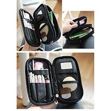 2pcs neceser professional cosmetic bag women travel make up cases toiletry organizer big capacity suitcases box for makeup set