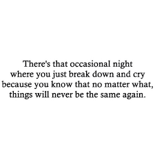 Words From The Broken