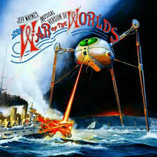 <b>Jeff Wayne's</b> Musical Version of The War of the Worlds - Wikipedia
