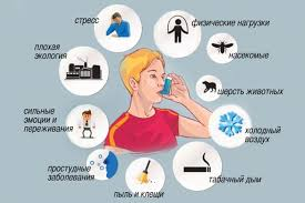 Бронхиальная астма у детей симптомы лечение и перспективы на жизнь Один из способов лечения бронхиальной астмы попытка устранить из жизни астматика неблагоприятные факторы способные спровоцировать приступы удушья