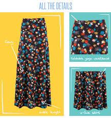 Lularoe Patterns New Maxi Skirt LuLaRoe