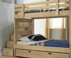 bunk bed with trundle and stairs.  Bunk Bunk Bed With Stairs For With Trundle And V