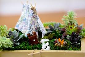12 simple diy crafts for fairy gardens