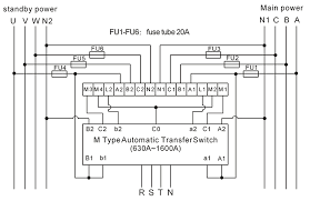 wiring diagram 3 phase automatic transfer switch circuit diagram automatic transfer switch diagram 3 phase at Auto Transfer Switch Wiring Diagram