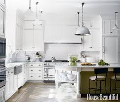 White Kitchen White Floor White Kitchen Design Ideas Decorating White Kitchens