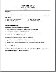 qualifications resume 50 phlebotomist sample auditor sample phlebotomist resume