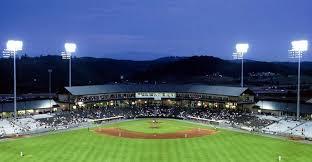The Band Perry Plays Smokies Stadium Minor League Baseball