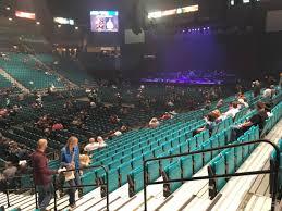 Mgm Grand Garden Arena Phish Seating Chart Mgm Grand Garden Arena Section 8 Rateyourseats Com
