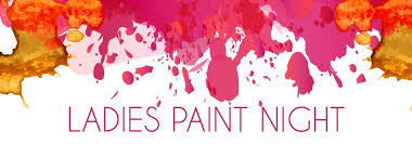 Image result for paint night
