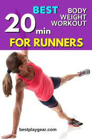 20 minute bodyweight workout for
