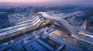 Train Terminal Design Zha Esplan Win Competition To Design The New Terminal For