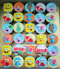 Great Jenn Cupcakes Muffins Spongebob Cupcakes For You Stage