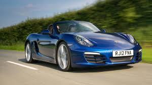 Porsche Boxster 2.7 manual (2015) review by CAR Magazine