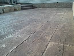 colored stamped concrete wisconsin