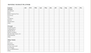 Printable Weekly Budget Template Life Changing Budget Templates To Help You Organize Your Finances