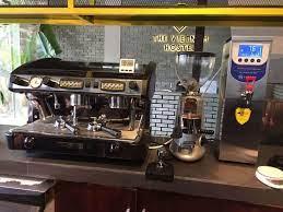 Máy pha cà phê Expobar 2 Group - Đà Nẵng - The VietNam Hostel