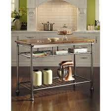 Vintage Metal Kitchen Cart Home Styles The Orleans Vintage Carmel Kitchen Utility Table 5061