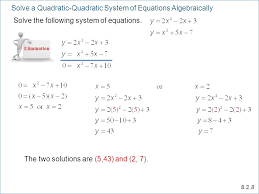solving linear quadratic system equations calculator tessshlo