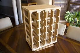wooden wine rack plan wooden wine racks plans wood under cabinet wine glass rack plans