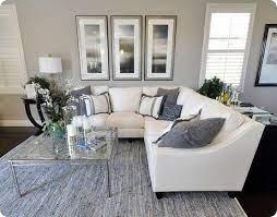 grey living room dark carpet light grey