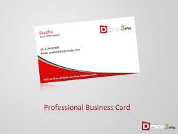 Professional Business Card Design3edge Com