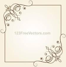 frame design vector. Beautiful Design RETRO FRAME DESIGN VECTOR IMAGE Intended Frame Design Vector