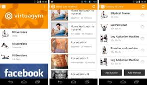 virtuagym fitness home gym app for android