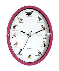 bird sound wall clock oval wall clock with bird sound how to set bird sound wall bird sound wall clock