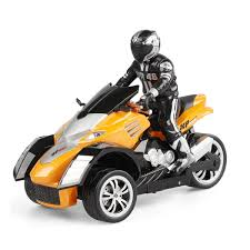 <b>Радиоуправляемый мотоцикл Yuan Di</b> Трицикл 1:10 - YD898-T54 ...