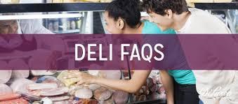 Deli Slice Thickness Chart Deli 101 Your Questions Answered Di Lusso Deli