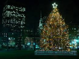 Faneuil Hall Christmas Tree Lighting 2016 Holiday Events In Boston 2015 Tree Lightings Santa More